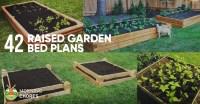 Backyard Raised Garden Ideas   Outdoor Goods