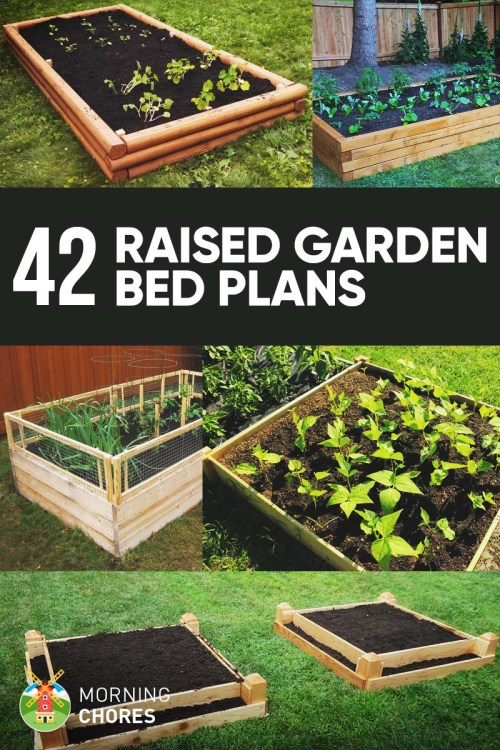 small resolution of 59 free diy raised garden bed plans ideas you can build in a day