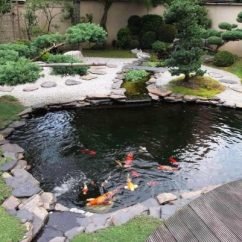 Building A Koi Pond Diagram 1994 Ez Go Gas Golf Cart Wiring Backyard Fish Farming: How To Raise For Food Or Profit At Home