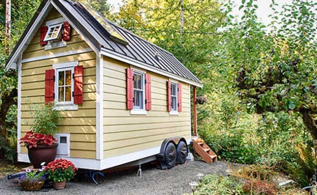 How Much Does It Cost To Build A Tiny House