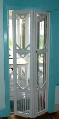 24 Awesome DIY Screen Door Ideas to Build New or Upcycle ...