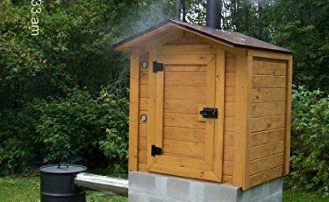 23 Awesome Diy Smokehouse Plans You Can Build In The Backyard