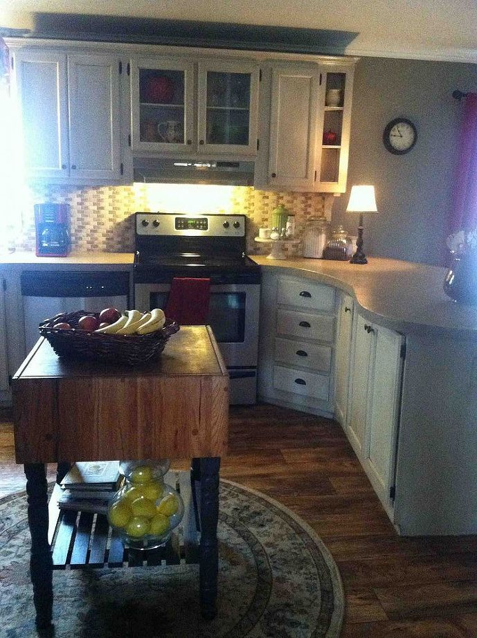 mobile home kitchen remodel undercounter sink spruce up your with any of these 26 inventive ideas