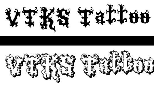 022288fea0a5d515aca08ffaad56e9df 51 free tattoo fonts for your body art Random