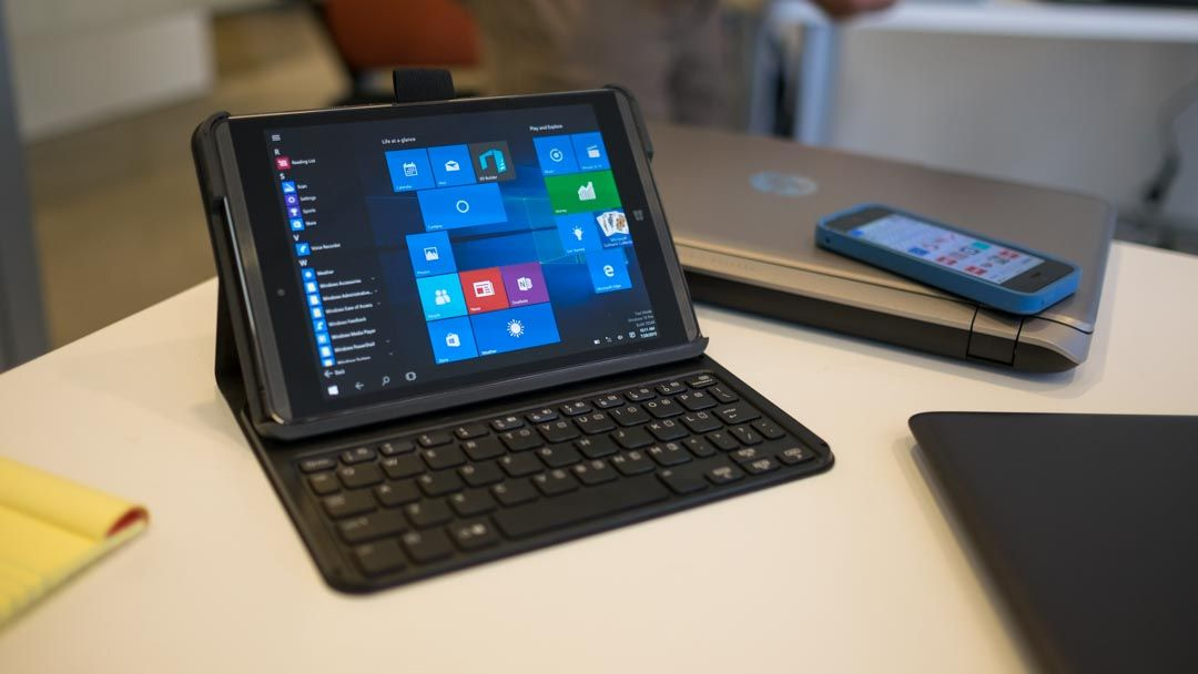 Hp Pro Tablet 608 Hands On Review Techradar