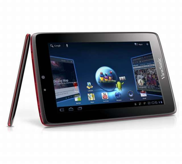 ViewSonic ViewPad 7x given UK release date and price