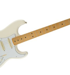 fender s jimi hendrix stratocaster flips the traditional strat on its head musicradar [ 1200 x 675 Pixel ]