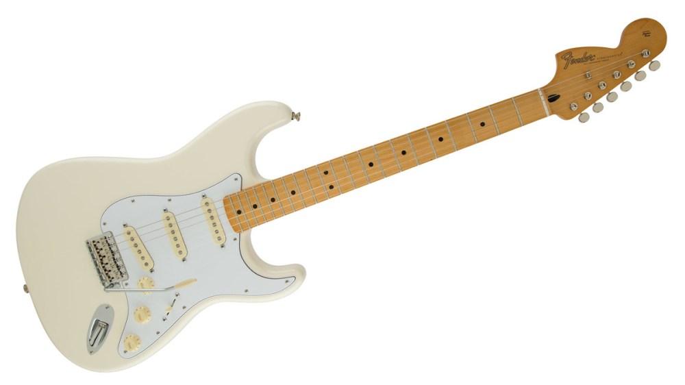 medium resolution of fender s jimi hendrix stratocaster flips the traditional strat on rh musicradar com jimi hendrix woodstock