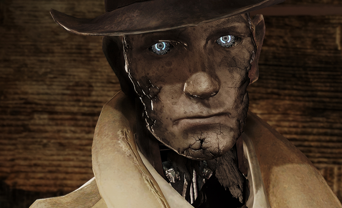 Image result for Fallout 4 Nick Valentine awesome