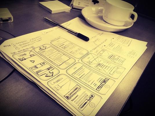 Mobile website design tips: 18