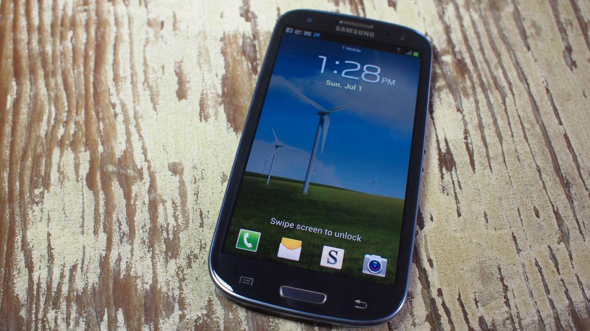 Samsung Galaxy Siii T Mobile Techradar