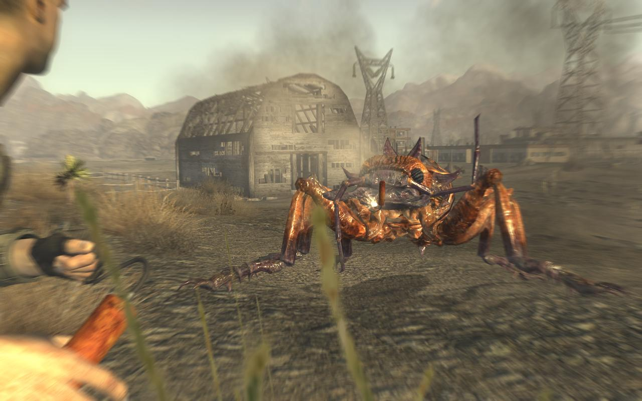 Fallout New Vegas Wild Wasteland Trait Guide GamesRadar