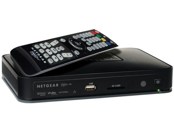 Netgear Neotv 550 Techradar