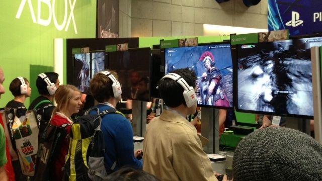 PS4 And Xbox One Venture To Comic Con For First Public