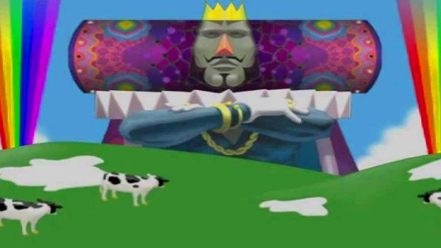 top gaming chairs 2018 desk chair seat covers why i love: katamari damacy's king of all cosmos | gamesradar+