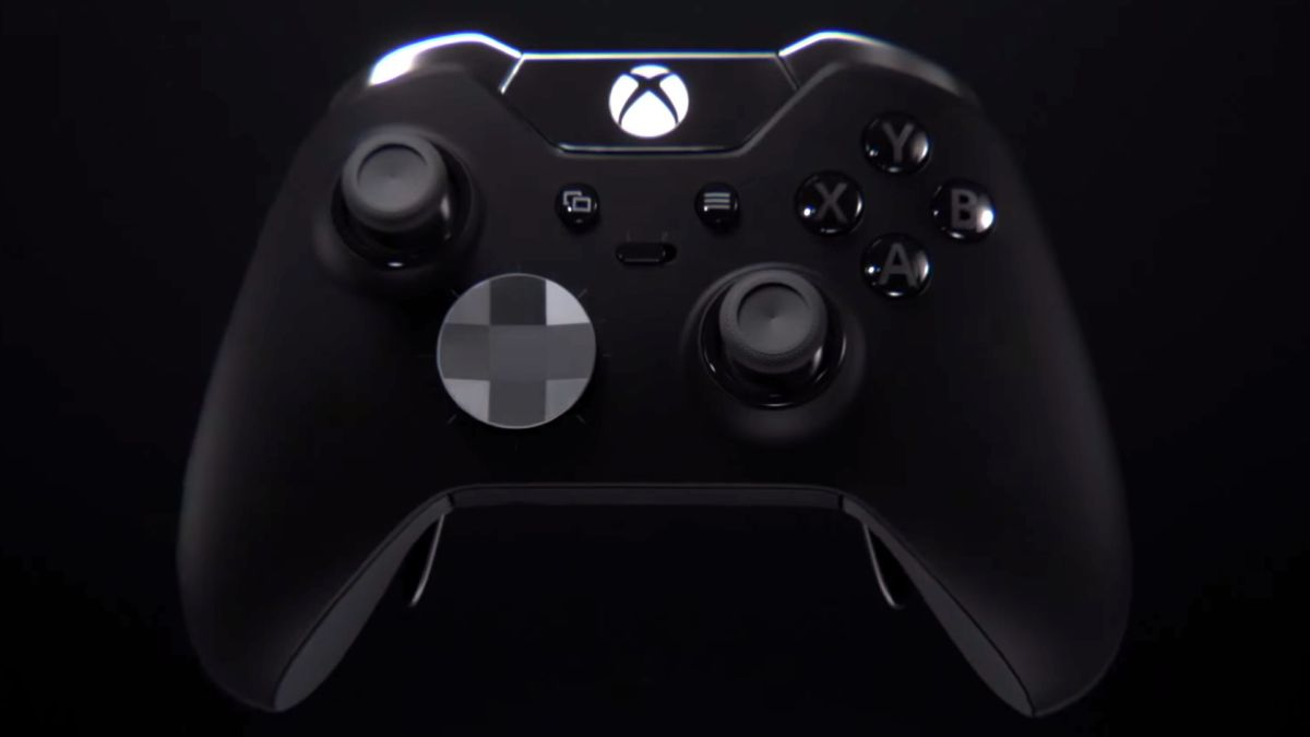 The Xbox Elite Microsofts New Ultra Customisable