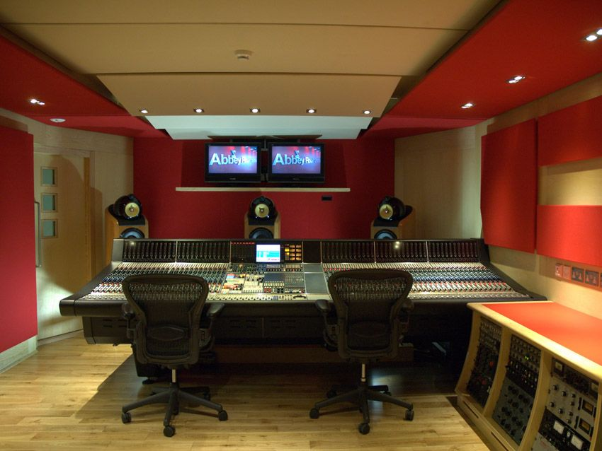In pictures Abbey Road Studio Two  MusicRadar