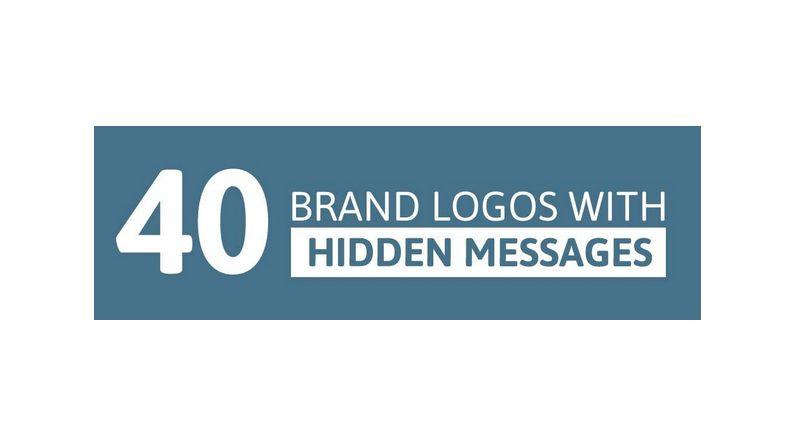40 Brand Logos With Hidden Messages  Creative Bloq