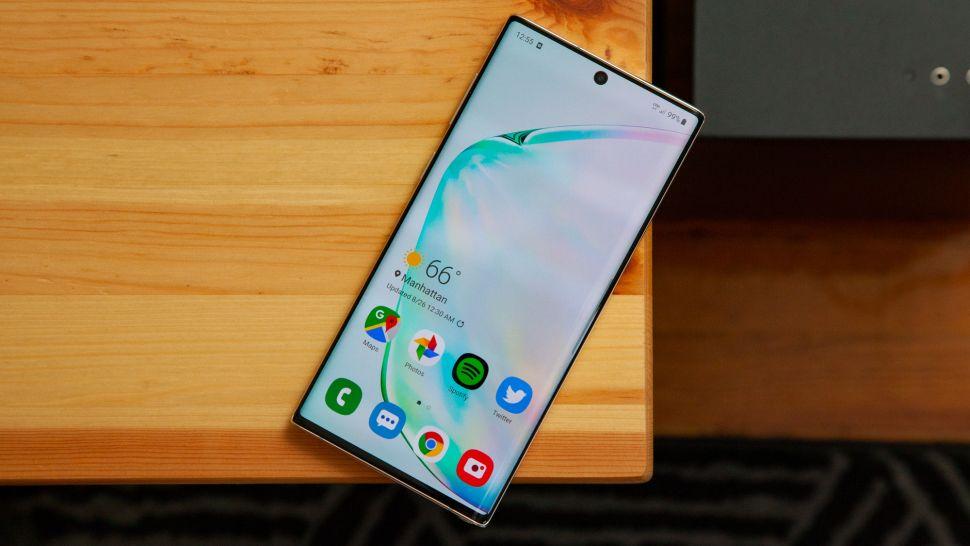 Best waterproof phone: Samsung Galaxy Note 10
