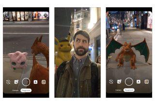 Pixel 4 camera: Playground
