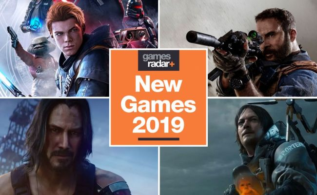 The Best New Games Of 2019 And Beyond Page 2 Gamesradar