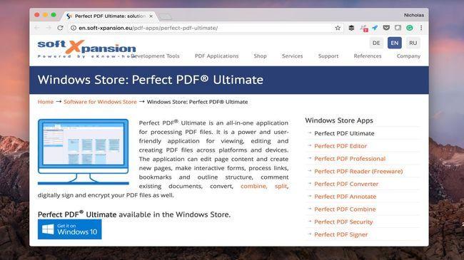 Perfect PDF Ultimate