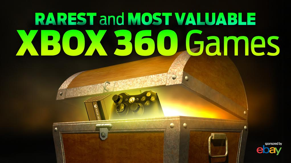 The 15 Rarest And Most Valuable Xbox 360 Games GamesRadar