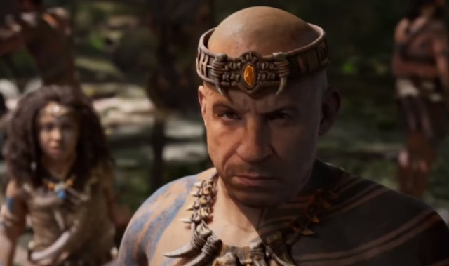 Vin Diesel isn't just starring in Ark 2, he's also working on the game | PC  Gamer