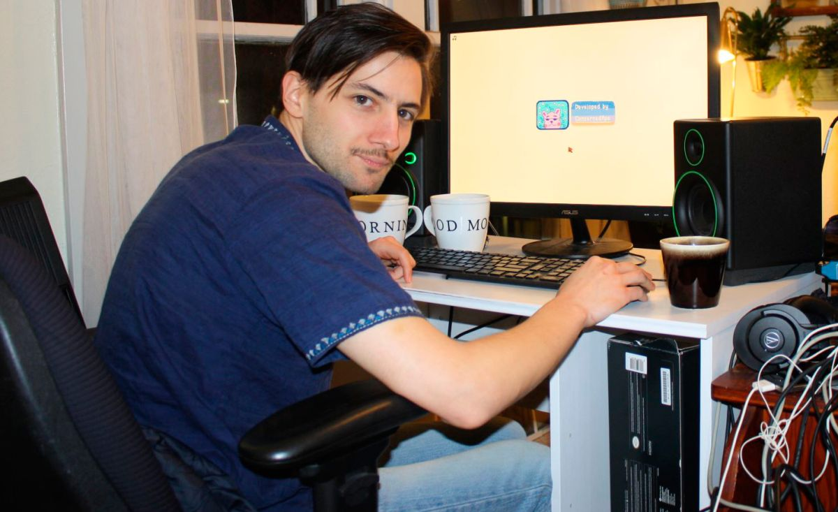 Show Us Your Rig Stardew Valleys Eric Barone  PC Gamer