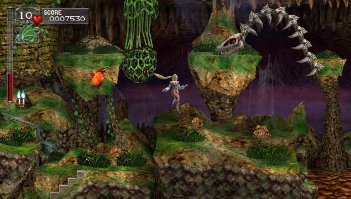 Castlevania The Dracula X Chronicles Review Gamesradar