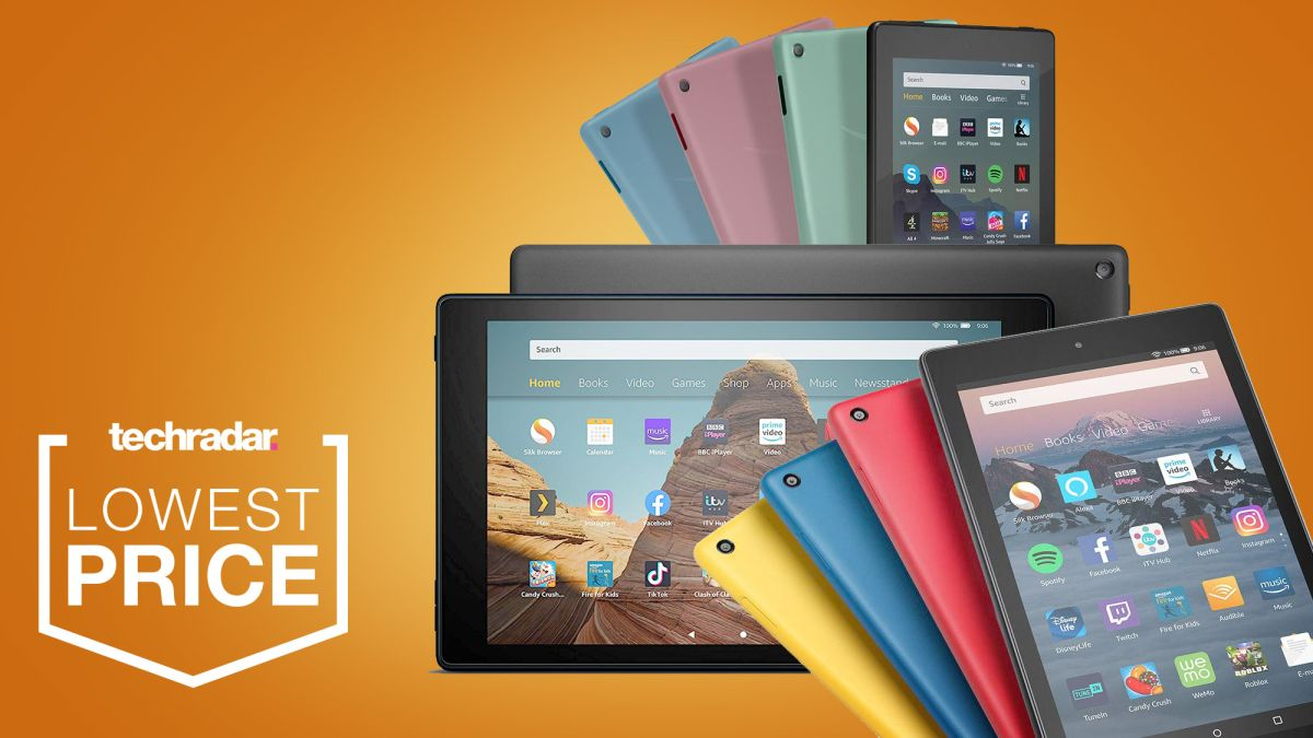 Amazon Fire tablets drop to lowest ever prices for Black Friday 2019 | TechRadar