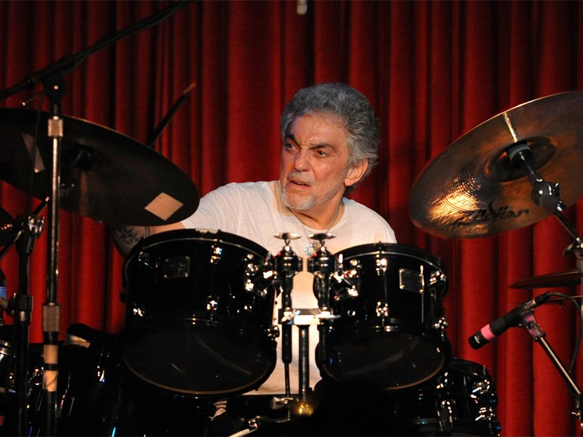 Steve Gadd On Playing With Clapton McCartney And His New