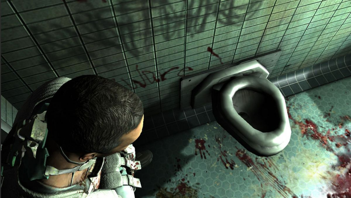 The 17 most filthy disgusting bathrooms in games