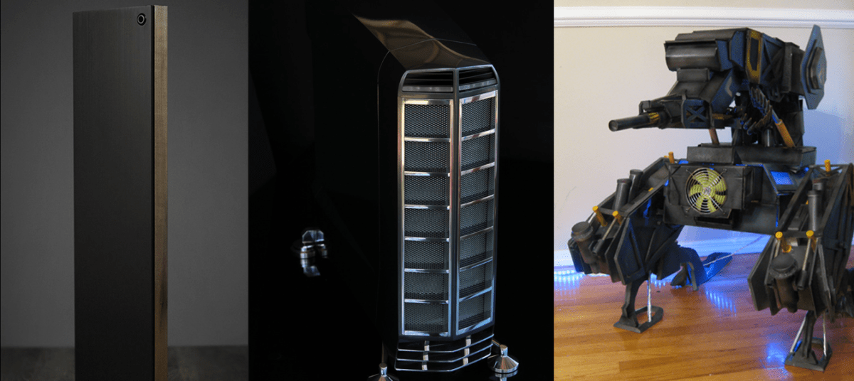 How To Create Cool Custom Case Mods PC Gamer