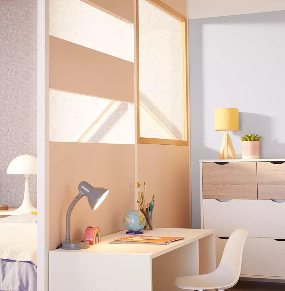 Guest Bedroom Ideas - B&Q divider