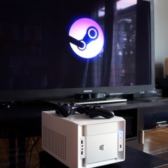 Living Room Gaming Pc Decorating A Long Narrow How To Set Up Steam In Home Streaming On Your Gamer