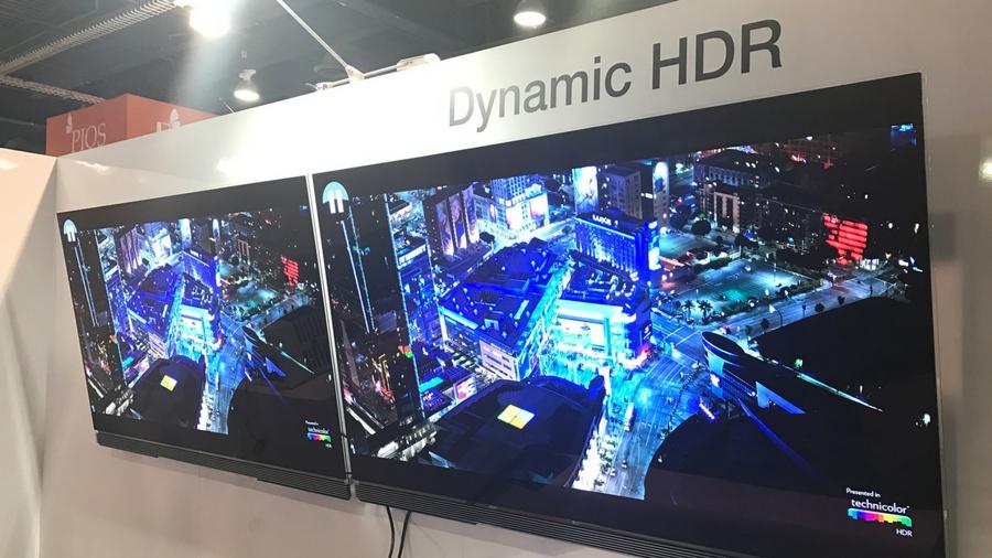 Dynamic HDR
