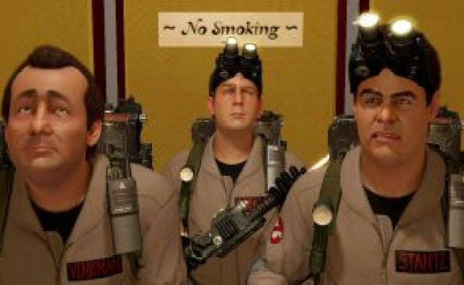 The Remastered Version Of Ghostbusters The Video Game Is