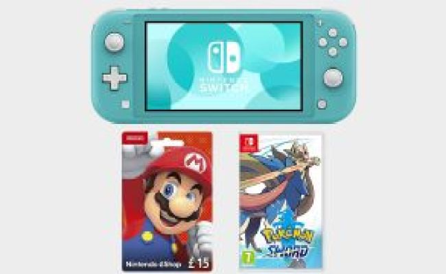 Cheap Nintendo Switch Deal Get A Great Switch Lite Bundle For Just 229 At Currys Right Now