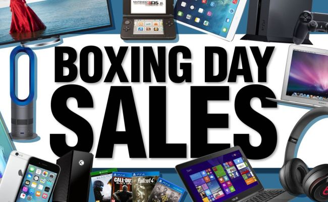 The Best Australian Boxing Day 2017 Sales And Deals