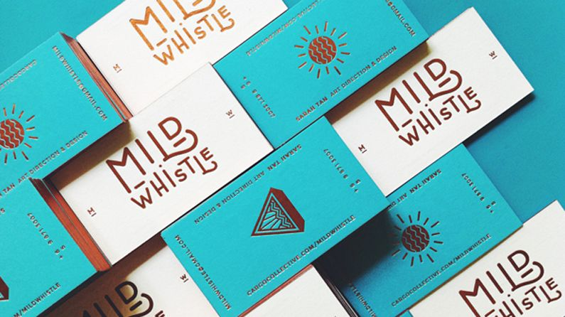 50 Inspiring Examples Of Letterpress Business Cards