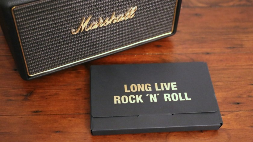 Marshall Acton review