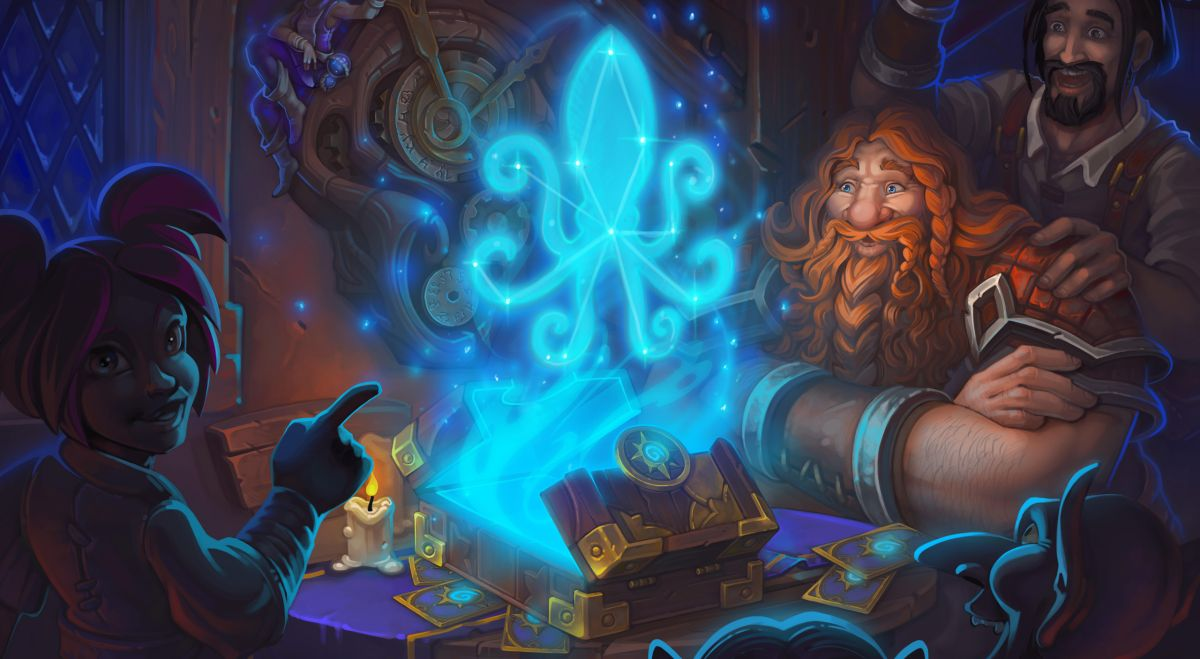 Hearthstones New Format Will See Old Expansions Retired From Standard Play PC Gamer