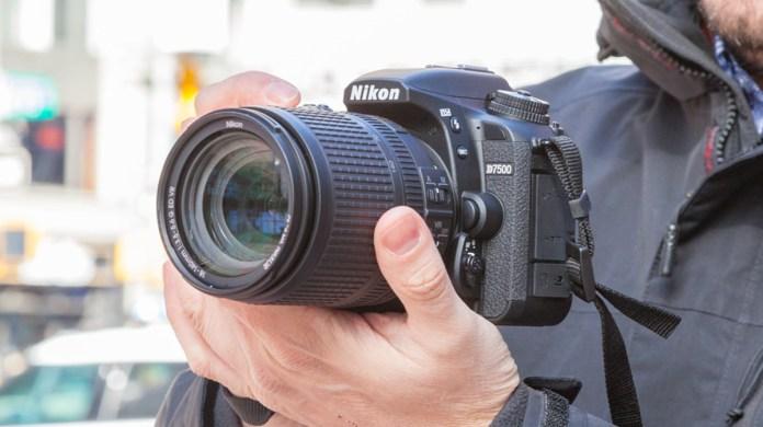 Best DSLR cameras: Nikon D7500