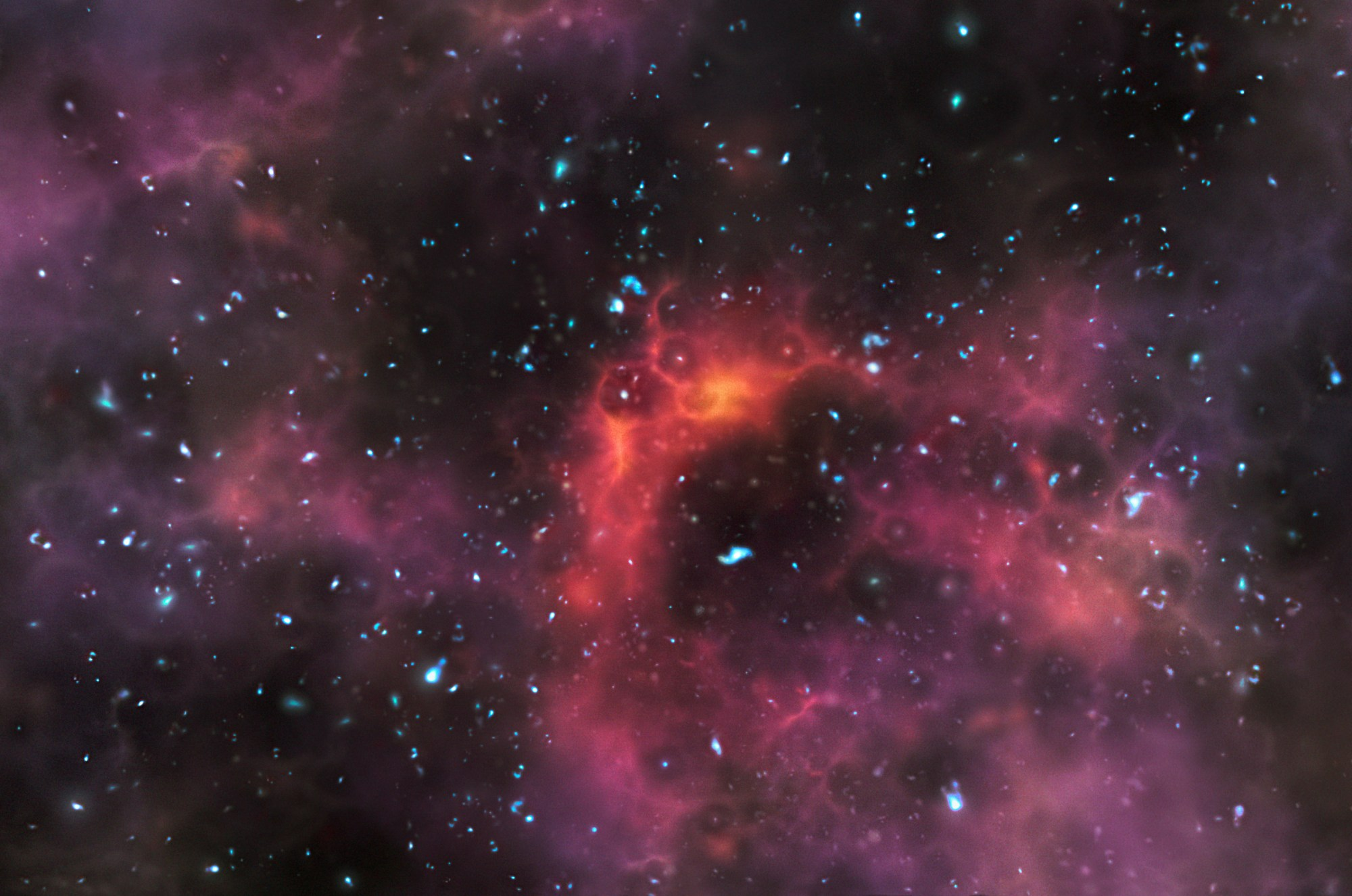 hight resolution of The Universe: Big Bang to Now in 10 Easy Steps   Space