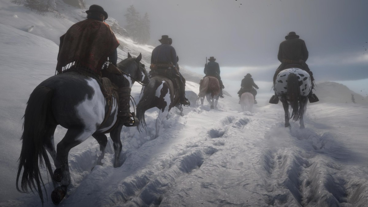 Red Dead Redemption 2 PS4 and Xbox One: what to know about