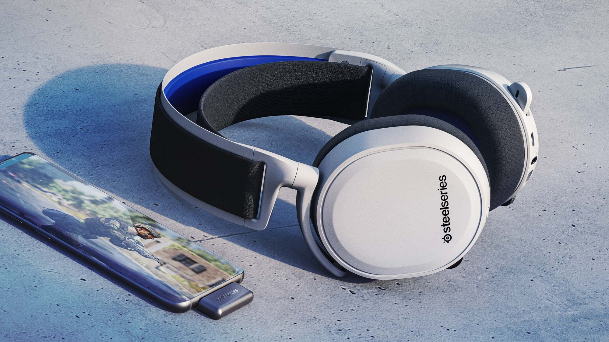 Best wireless gaming headsets: SteelSeries Arctis 7P/7X