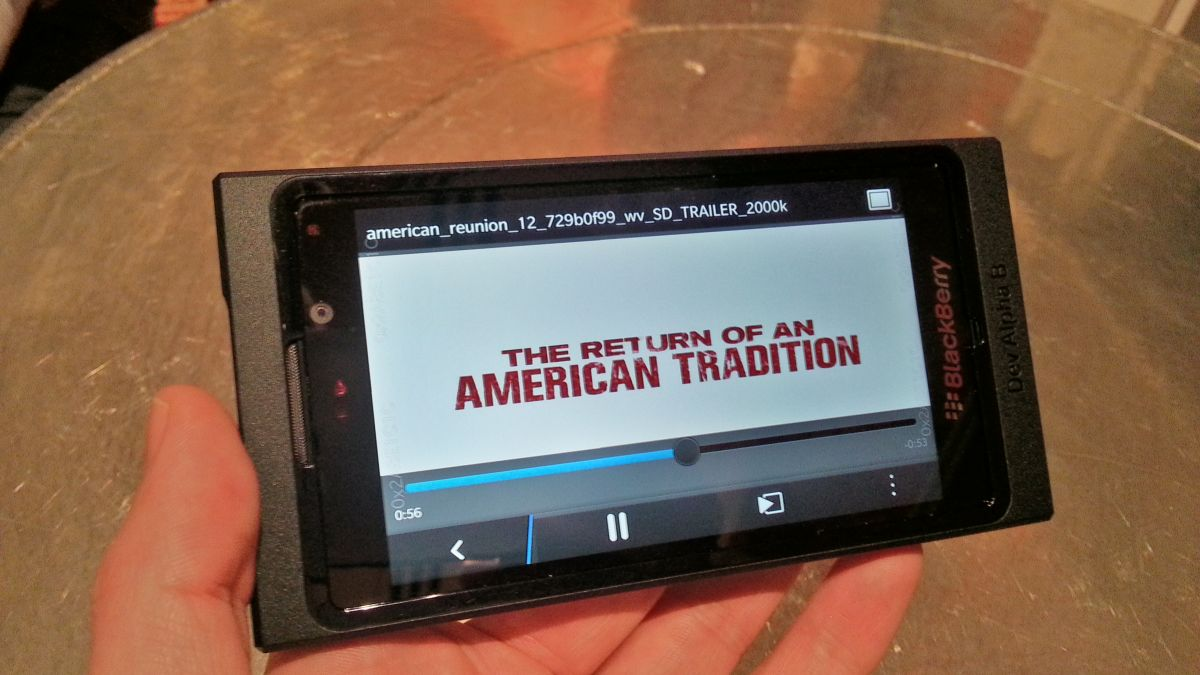 AT&T customers could bag BlackBerry Z10 as early as next week | TechRadar