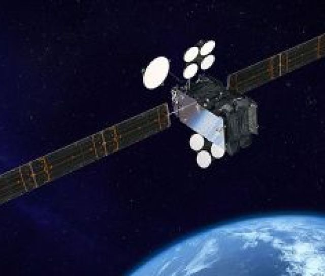 A Tv Satellite Is About To Explode Following Irreversible