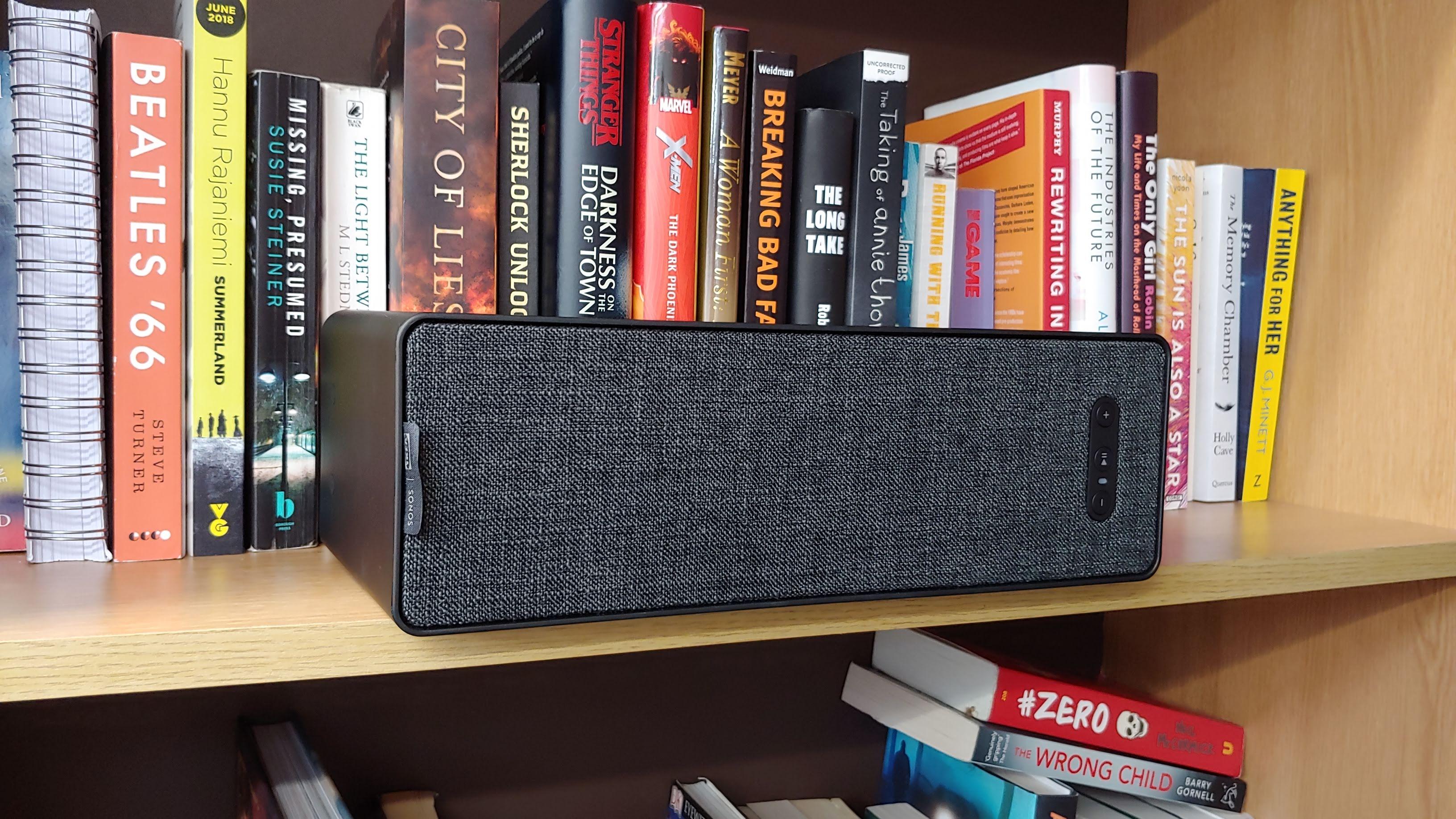 Sonos Ikea Symfonisk Bookshelf Speaker Review Techradar